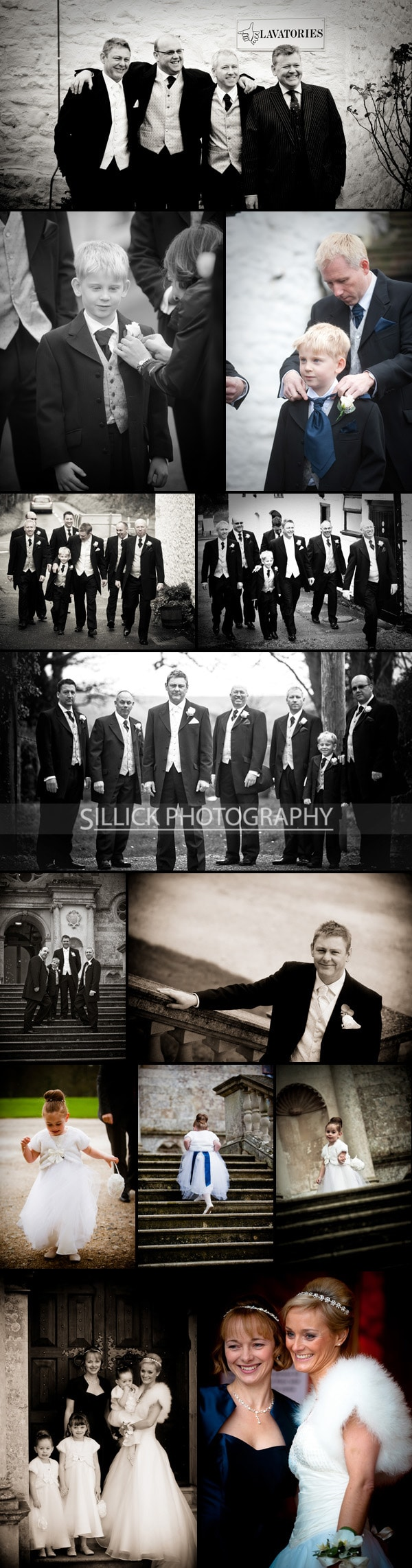 Sillick Photography _ Dorset Wedding Photographer