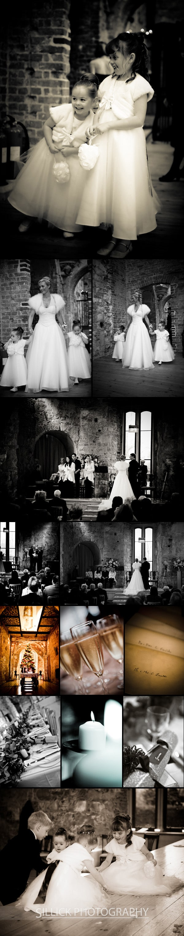 Sillick Photography - Lulworth Castle Wedding