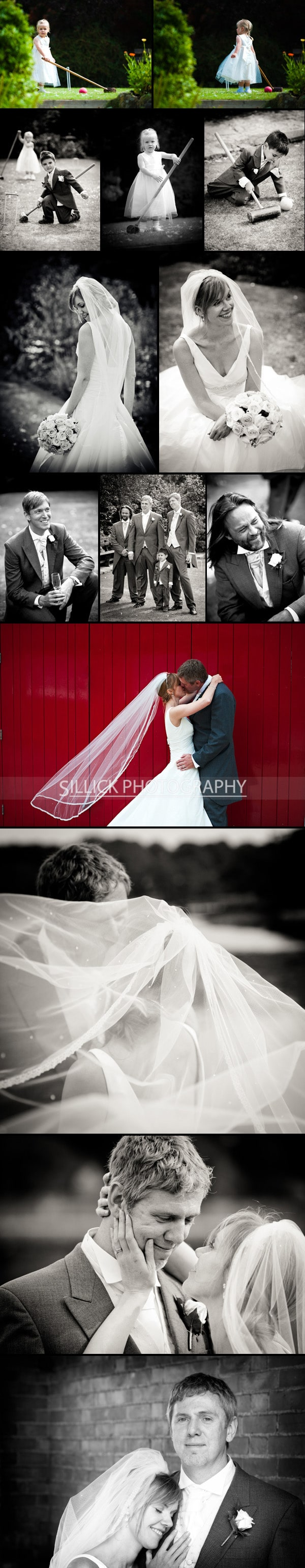 Hampshire weddings - Sillick photography