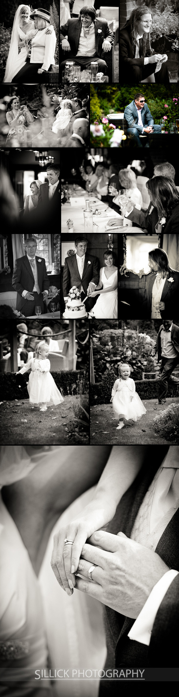 Sillick Photography - Hampshire & Dorset weddings